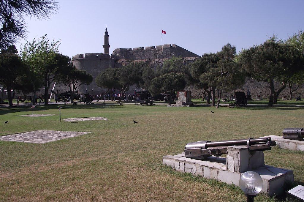 Çimenlik Kalesi